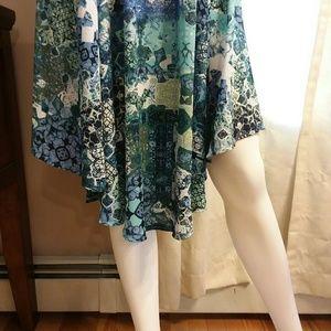 Fred David Dresses - # 0189 Dress/ Beach cover up